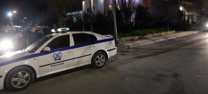 «Ντου» της Αστυνομίας σε συνδέσμους οπαδών Παναθηναϊκού και Ολυμπιακού /Φωτογραφία: EUROKINISSI