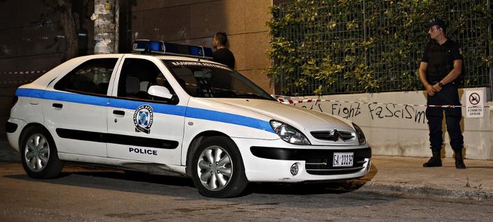 Αγριο έγκλημα στο Β' Νεκροταφείο Αθηνών /Φωτογραφία: Sooc