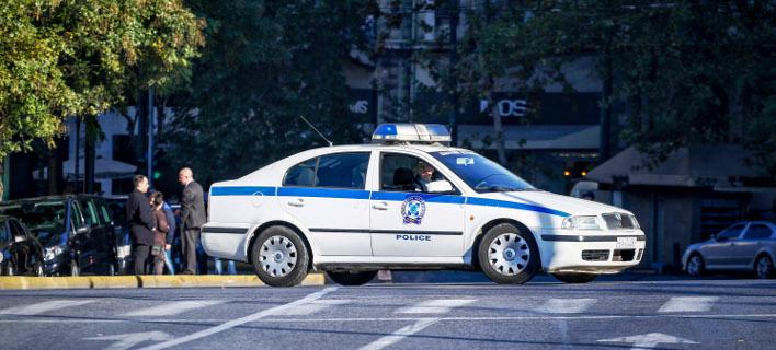 Περιπολικό (Φωτογραφία αρχείου: EUROKINISSI/ΓΙΩΡΓΟΣ ΚΟΝΤΑΡΙΝΗΣ)
