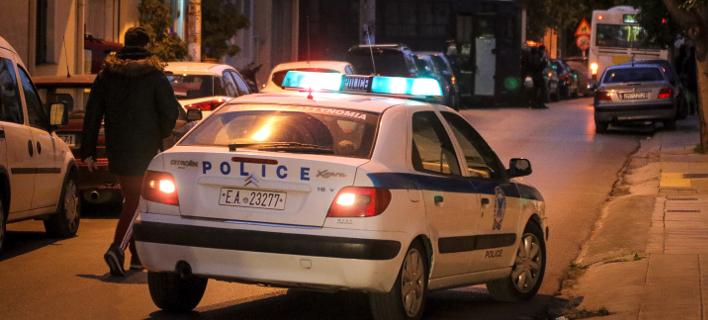 Περιπολικό/ Φωτογραφία: Eurokinissi -ΣΤΕΛΙΟΣ ΜΙΣΙΝΑΣ