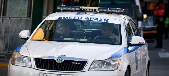 Σύλληψη για διακίνηση αλλοδαπών στη Θεσσαλονίκη (Φωτογραφία αρχείου: EUROKINISSI/ΓΙΩΡΓΟΣ ΚΟΝΤΑΡΙΝΗΣ)