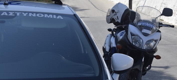 Οι 2 συνελήφθησαν από αστυνομικούς που έκαναν περιπολία/ Φωτογραφία αρχείου: EUROKINISSI- ΒΑΣΙΛΗΣ ΠΑΠΑΔΟΠΟΥΛΟΣ
