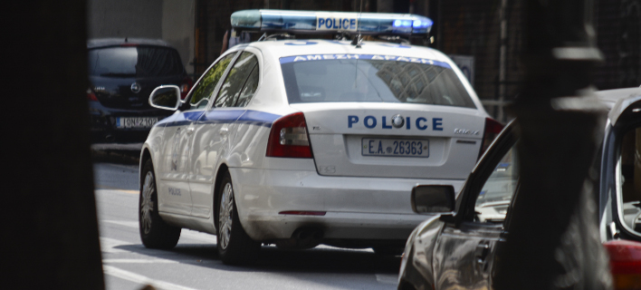 Η αστυνομία αναζητά έναν 34χρονο Ελληνα για την υπόθεση (Φωτογραφία αρχείου: EUROKINISSI/ΛΥΔΙΑ ΣΙΩΡΗ)