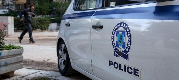 Περιπολικό αστυνομίας /Φωτογραφία intime