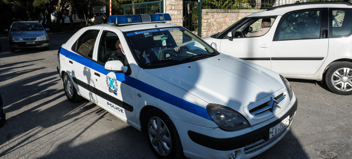 Ελληνική Αστυνομία/ Φωτογραφία intime