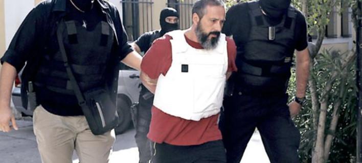 Πετρακάκος: Είμαι ληστής αλλά όχι τρομοκράτης
