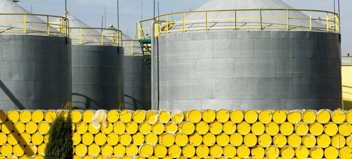 Εργοστάσιο πετρελαίου/Φωτογραφία: Shuterstock