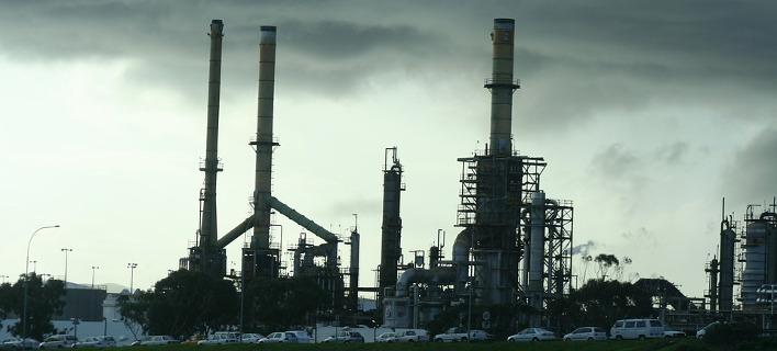 Πετρελαϊκές εγκαταστάσεις/Φωτογραφία: ΑΡ