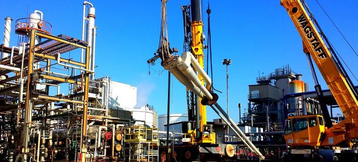 Εγκαταστάσεις εξόρυξης πετρελαίου/Φωτογραφία: Pixabay