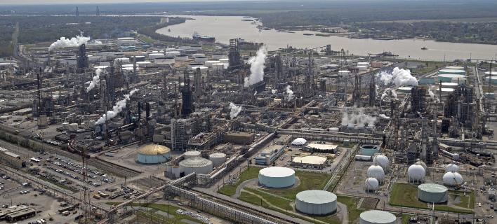Αύξηση στη ζήτηση για πετρέλαιο στις ΗΠΑ/ Φωτογραφία: AP- Gerald Herbert