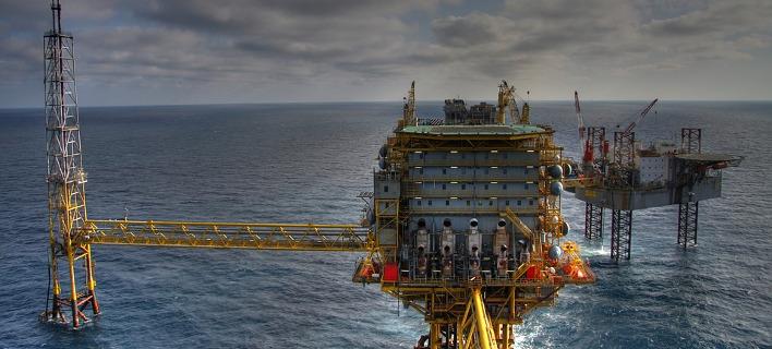 Εξέδρα πετρελαίου/Φωτογραφία αρχείου: AP