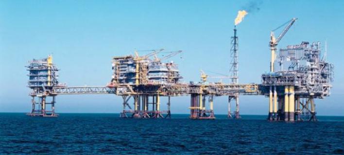 Εγκαταστάσεις πετρελαίου/Φωτογραφία: Eurokinissi