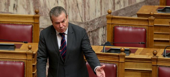 Τάσος Πετρόπουλος/Φωτογραφία: IntimeNews