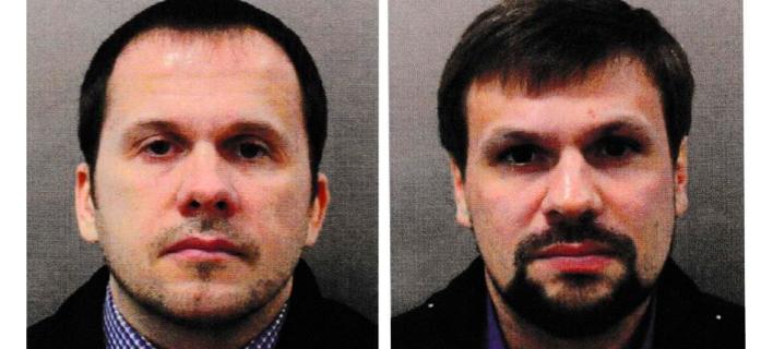 O Αλεξάντερ Πετρόφ και ο Ρουσλάν Μποσίροφ (Φωτογραφία AP/Metropolitan Police)
