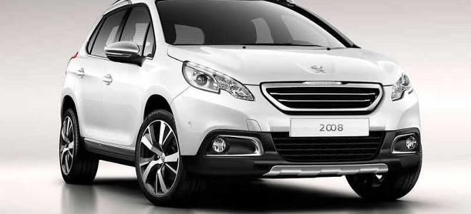 Peugeot 2008 - Μικρό SUV, χαριτωμένο, με σήμα το λέοντα [εικόνες]