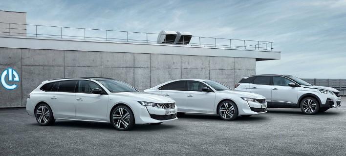 Peugeot: plug-in υβριδικά 3008 και 508