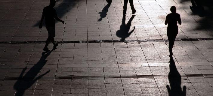 πεζοί/Φωτογραφία: EUROKINISSI/ΓΙΑΝΝΗΣ ΠΑΝΑΓΟΠΟΥΛΟΣ