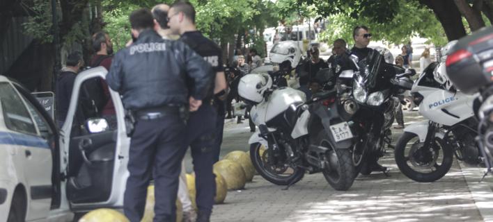 Αστυνομία/ Φωτογραφία: Eurokinissi