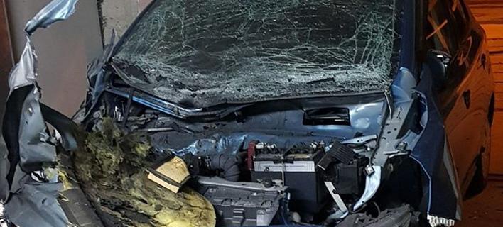 Εκρηξη βόμβας στο αυτοκίνητο της μητέρας του Δημάρχου Πάφου (Φωτογραφία: Facebook @ Phedon Phedonos)