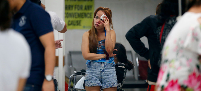 Φωτογραφίες: AP Photo/Bullit Marquez