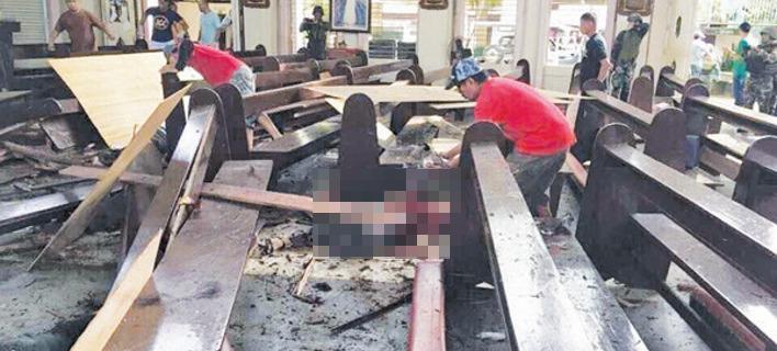 Φιλιππίνες: Αιματηρή επίθεση σε τέμενος -Δύο νεκροί