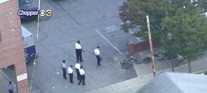 Πυροβολισμοί έξω από εμπορικό κέντρο στη Φιλαδέλφεια