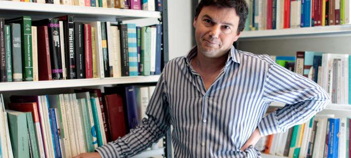 Τομά Πικετί: Αν η Ευρώπη απορρίψει τον ΣΥΡΙΖΑ και το Podemos θα ενισχυθεί η άκρα δεξιά στην Ευρώπη