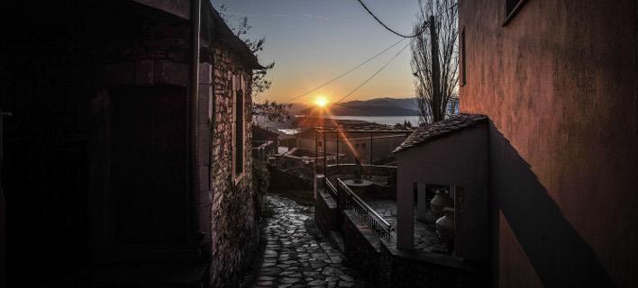 Στα ύψη η τουριστική κίνηση στο Πήλιο/ Φωτογραφία: EUROKINISSI- ΘΑΝΑΣΗΣ ΚΑΛΛΙΑΡΑΣ