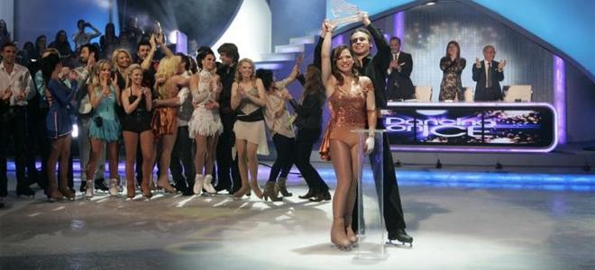 Ιωάννα Πηλιχού, Dancing on ice, χορογραφία, προπόνηση, νικήτρια, σόου, εκπομπή,