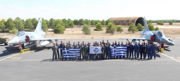 Η ελληνική συμμετοχή των πιλότων στο ΝΑΤΟ