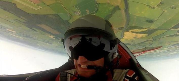 Αυτός είναι ο 32χρονος χειριστής του μοιραίου Τσέσνα -Πιλότος της Πολεμικής Αεροπορίας [εικόνες]