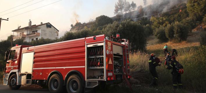 Προφυλακιστέος 36χρονος στη Χαλκιδική που βρέθηκε κοντά σε πυρκαγιά με πέντε αναπτήρες