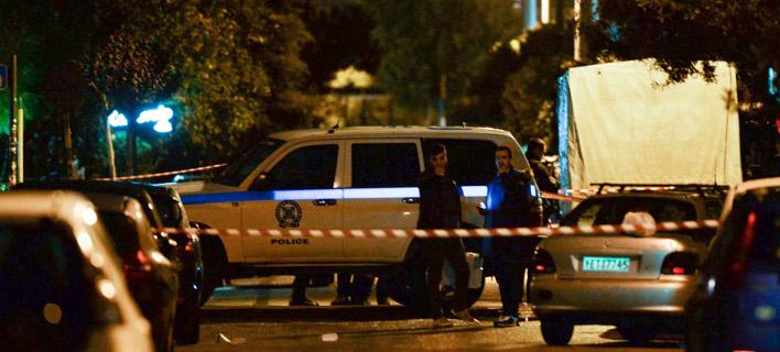 Φωτογραφία: INTIME- Δυνάμεις της αστυνομίας