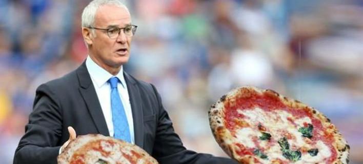 Ο Ρανιέρι κερνά πίτσες τους παίκτες αν η Λέστερ δεν τρώει γκολ