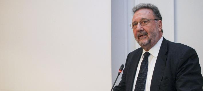 Το καλοκαίρι του 2018 η Ελλάδα θα έχει βγει από το πρόγραμμα σημείωνει Στέργιος Πιτσιόρλας/ Φωτογραφία: Eurokinissi
