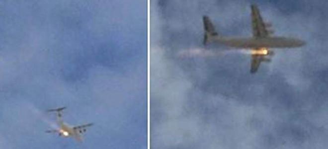 Τρόμος στον αέρα για 97 άτομα -Επιασε φωτιά κινητήρας αεροπλάνου, έκανε αναγκαστ