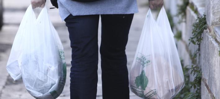 Τέλος οι πλαστικές σακούλες από το 2018 / Φωτογραφία: Intimenews/ΤΖΑΜΑΡΟΣ ΠΑΝΑΓΙΩΤΗΣ
