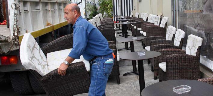 Σε πλειστηριασμούς κινητών περιουσιακών στοιχείων προχωρούν οι δήμοι/Φωτογραφία αρχείου: Eurokinissi