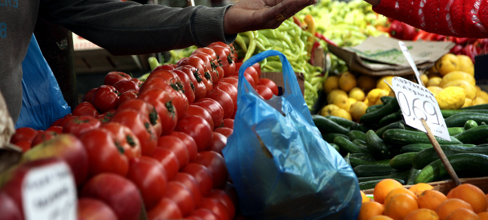 Στο 1,6%  παρέμεινε ο πληθωρισμός τον Απρίλιο/Φωτογραφία: Eurokinissi