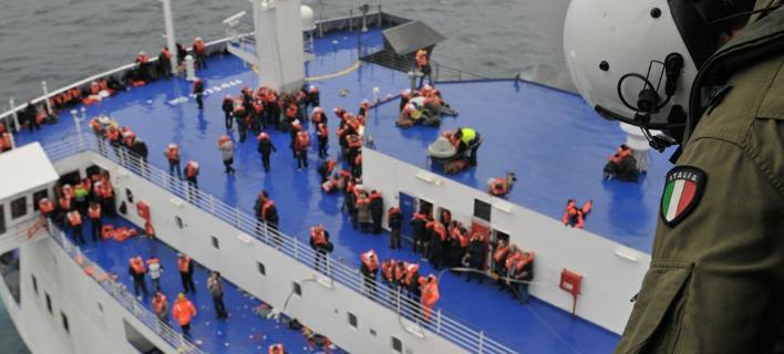 Norman Atlantic: Εφιάλτης δίχως τέλος για τους επιβαίνοντες