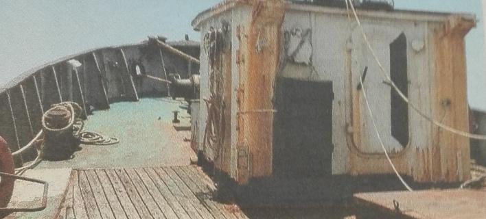 Τα μυστικά του ουκρανικού πλοίου με τσιγάρα της ΣΕΚΑΠ στα Χανιά