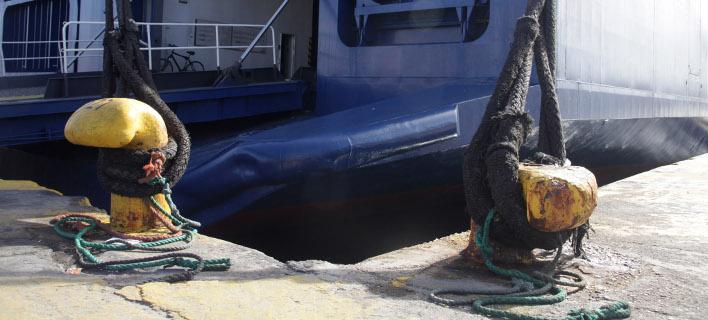 Προβλήματα στα δρομολόγια των πλοίων εξαιτίας των ανέμων (Φωτογραφία: EUROKINISSI/ ΓΕΩΡΓΙΑ ΠΑΝΑΓΟΠΟΥΛΟΥ)