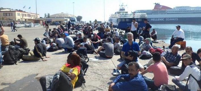 Ενισχύσεις της ΕΛ.ΑΣ. σε Μυτιλήνη και Κω