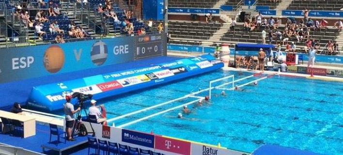 Παγκόσμιο Πρωτάθλημα πόλο ανδρών: Μεγάλη νίκη της Ελλάδας (8-7) επί της Ισπανίας