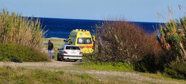 Ασθενοφόρο/Φωτογραφία: Eurokinissi/ΣΤΕΛΙΟΣ ΜΙΣΙΝΑΣ