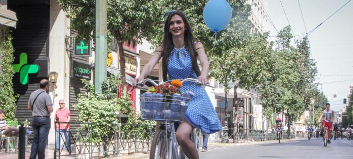 ποδήλατο/Φωτογραφία: Eurokinissi