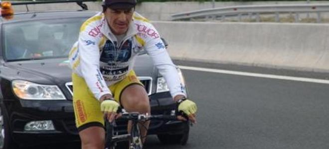 Ποδηλάτης θα πάει από τα Τρίκαλα στο Μόναχο για το «Χαμόγελο του Παιδιού»