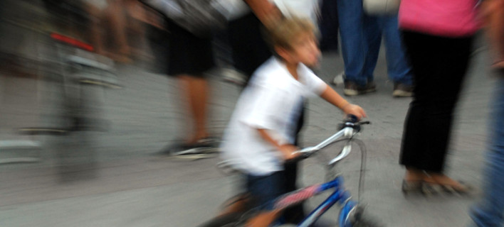 Σοβαρά τραυματίστηκε 6χρονος στην Κρήτη όταν έπεσε από το ποδήλατό του/Φωτογραφία αρχείου: Intimenews
