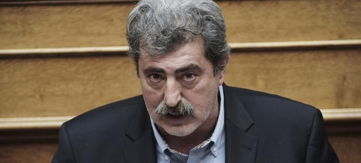 Ο αναπληρωτής υπουργός Υγείας Παύλος Πολάκης- φωτογραφία sooc.gr