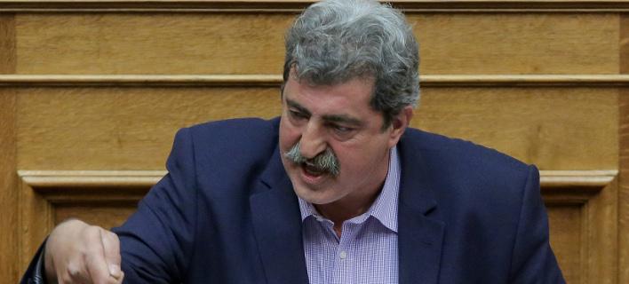 Ο Παύλος Πολάκης με αναρτήσεις του στο Facebook κατηγορεί τον Αδωνι οτι τον έχει απειλήσει ότι θα τον στείλει φυλακή- φωτογραφία αρχείου intimenews